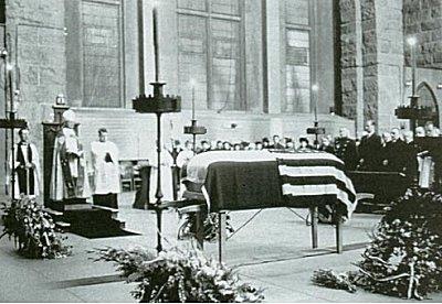 Funeral de Nikola Tesla